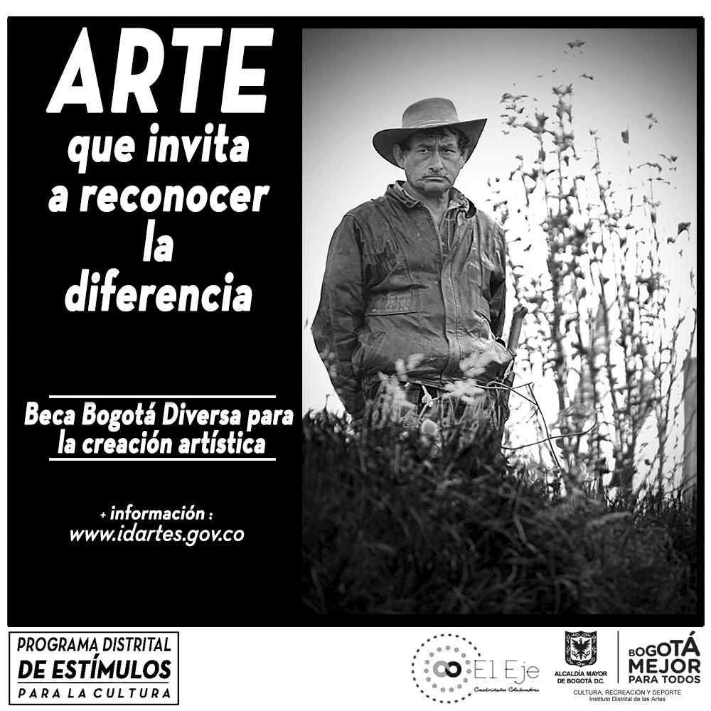 Galeria El arte te transforma Bogotá diversa y creativa