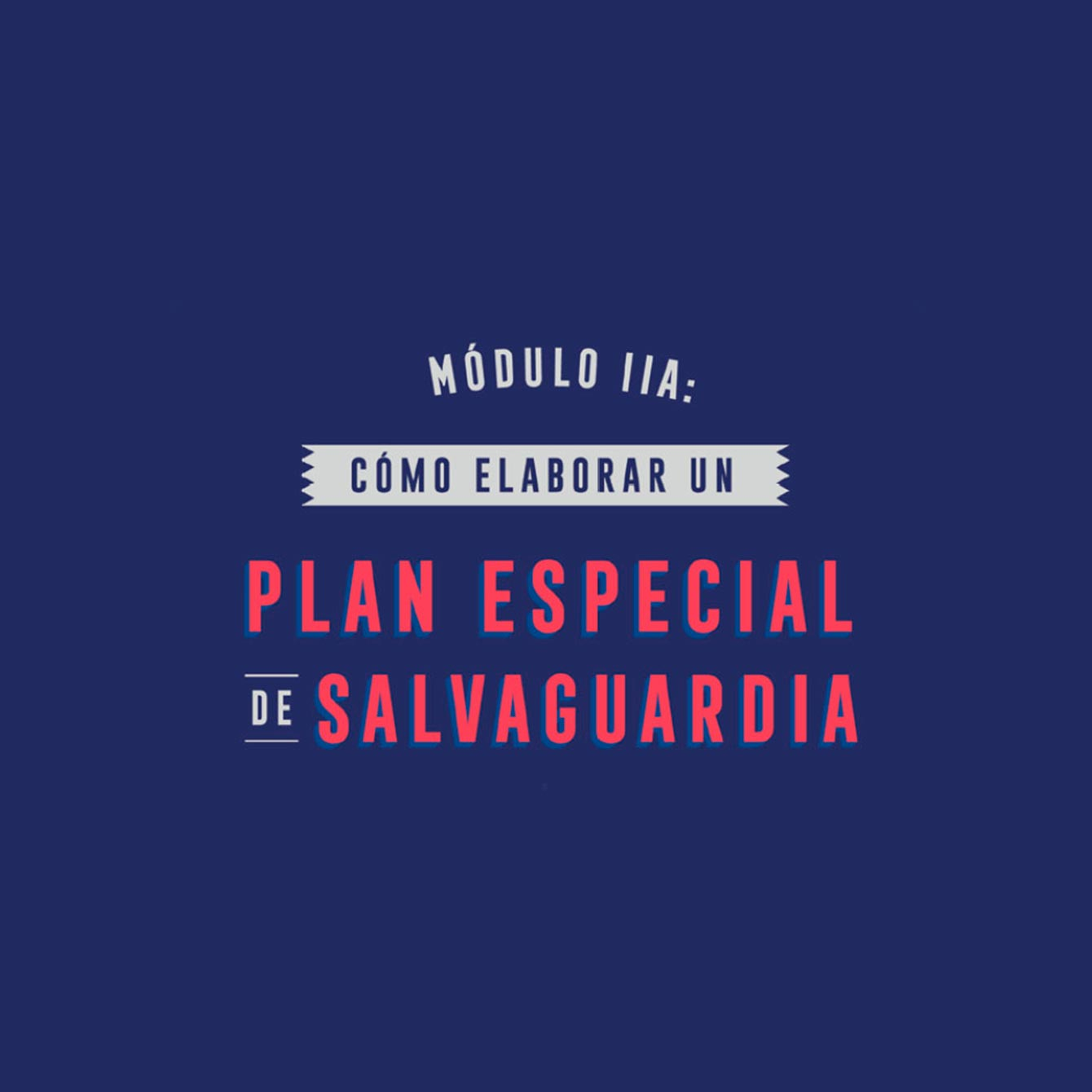 Plan Especial de Salvaguardia