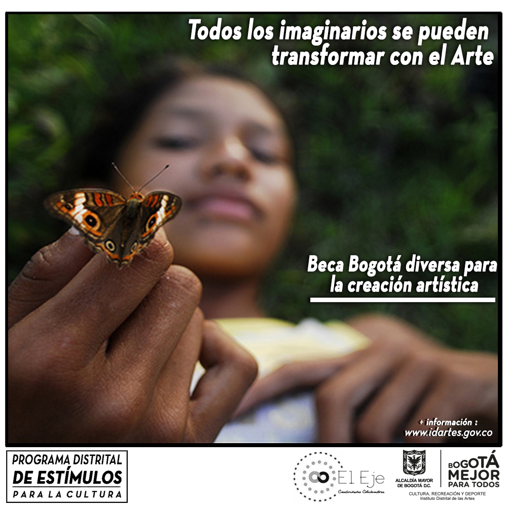 El arte te transforma: Bogotá diversa y creativa